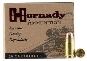 Hornady Custom 357 Sig