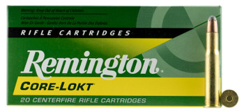 Remington Core-Lokt .30-30 Win 170 Grain