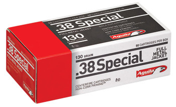 Aguila 38 Special Ammo