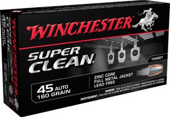 Winchester Super Clean 45 ACP