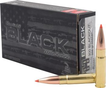 Hornady Black 300 Blackout AMAX