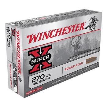 Winchester 270 Win Super-X 150 Grain