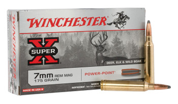 Winchester 7mm Rem Mag 175 Grain