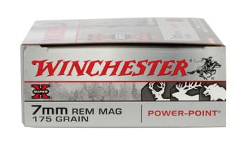 Winchester 7mm Rem Mag 175 Grain