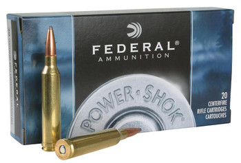 Federal Power-Shok 7mm Remington Magnum