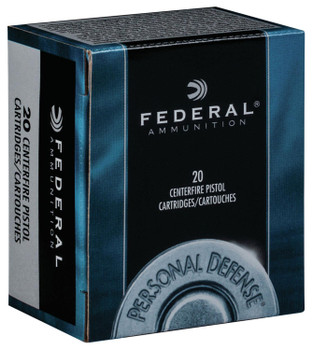Federal Personal Defense 357 Magnum