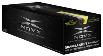 NovX Cross Trainer Competition 9mm Luger +P