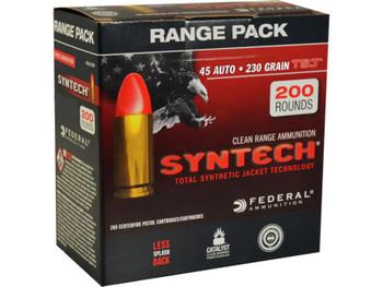 Federal American Eagle Syntech Range Pack