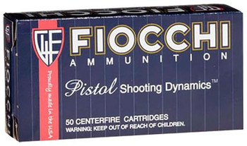Fiocchi Pistol Shooting Dynamics