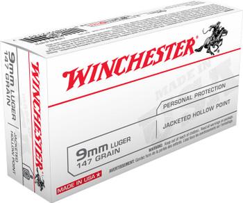 Winchester USA 9mm 147gr