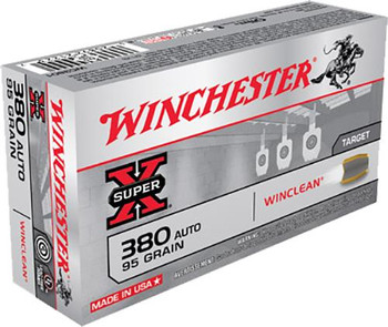 Winchester WinClean 380 ACP