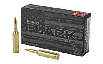 Hornady Black 6mm Creedmoor BTHP