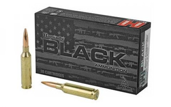 Hornady Black 6mm Creedmoor BTHP
