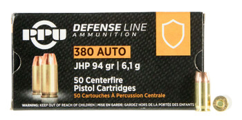 PPU Defense Line 380 ACP