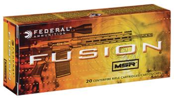 Federal Fusion MSR 6.5 Grendel