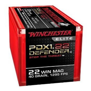 Winchester PDX1 Defender 22 WMR