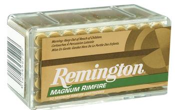 Remington Magnum Rimfire
