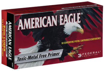 American Eagle 9mm Luger TMJ