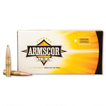 Armscor 300 Blackout 208 Grain FMJ