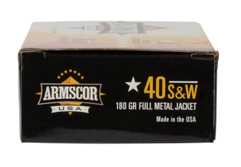 Armscor USA 180 Grain 40 S&W