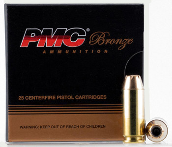 PMC Bronze 10mm Auto JHP