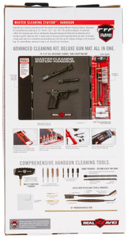 Real Avid Master Handgun Cleaning Station