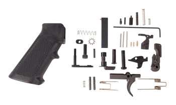 Anderson Manufacturing Black Lower Receiver Parts Kit