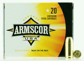 Armscor 380 ACP 95 Grain JHP