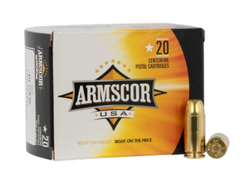 Armscor 40 S&W JHP