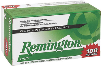 Remington UMC Value Pack 357 Magnum