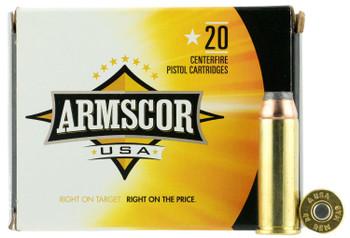 Armscor USA 44 Magnum 240 Grain JHP