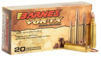 Barnes Bullets VOR-TX TSX FN .22-250