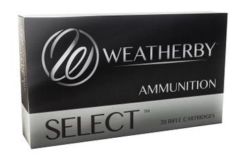 Weatherby Select Ammunition
