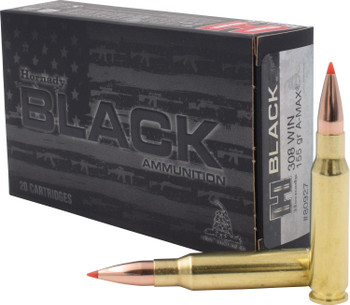 Hornady Black AMAX 308 Winchester