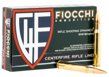 Fiocchi Shooting Dynamics 30-06 Springfield