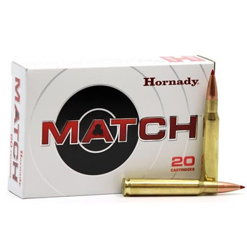Hornady M1 Garand Vintage Match 30-06 Springfield