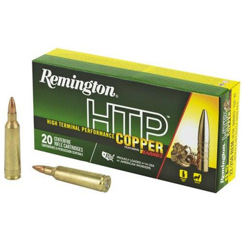 Remington HTP 22-250 TSX BT