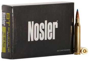 Nosler .25-06 Win Ballistic Tip