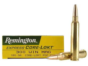 Remington Express 300 Win Mag Core-Lokt PSP