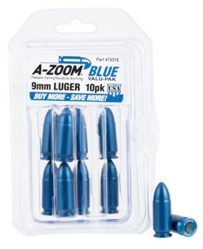 A-Zoom Snap Caps, 9mm
