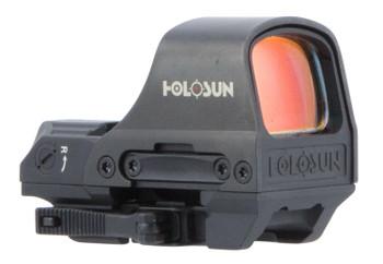 Holosun HS510C  Red 2 MOA Dot/65 MOA Circle Black