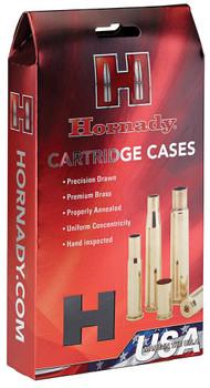 Hornady 270 win Unprimed Brass, 50 Pieces