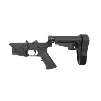 PSA AR15 COMPLETE STEALTH CLASSIC SBA3 LOWER