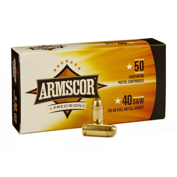Armscor Precision 180 Grain 40 S&W