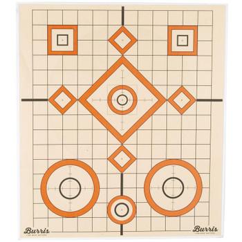 """Burris Target 12"""" x 12"""" Pack of 10"""