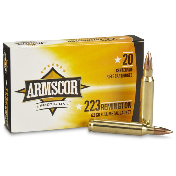 Armscor Precision .223 Remington, 5.56x45mm NATO 55gr
