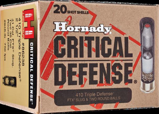 Hornady Critical Defense