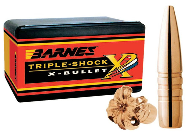 Barnes Triple Shock X Lead-Free Bullets