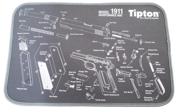 Tipton Model 1911 Maintenance Mat