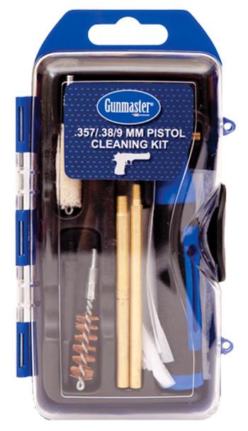 DAC Gunmaster .357 .38 9mm Pistol Cleaning Kit